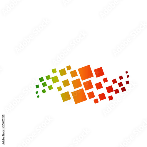 box pixel data logo