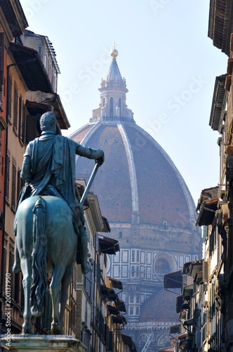Foto op Plexiglas Florence イタリア、フィレンツェの風景