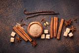 Cinnamon, anise, cardamom, clover and sugar - 200155176
