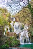Krushuna waterfalls near Lovech, Bulgaria
