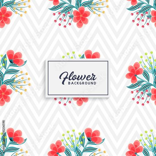 floral seamless pattern - 200206598