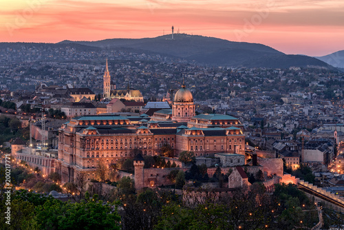 Buda Castle - 200217771