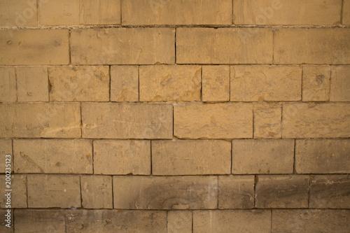 Texture di muro in pietra