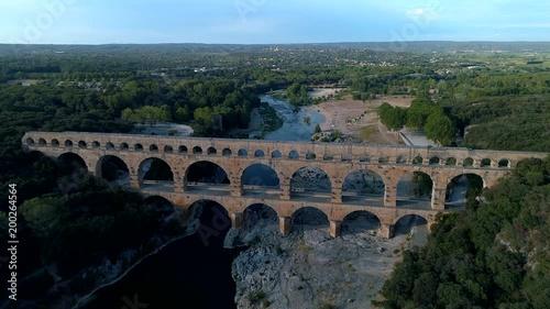 Obraz na płótnie Pont du Gard - France
