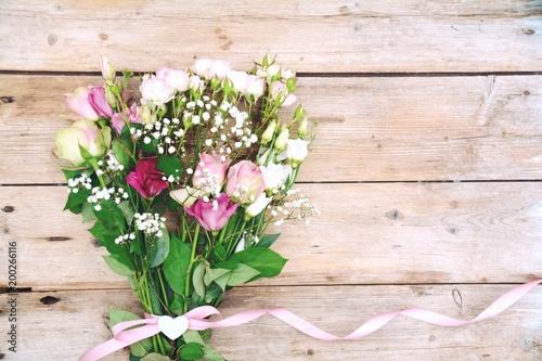 Blumenstrauß - Rosen - Nostalgisch - 200266116