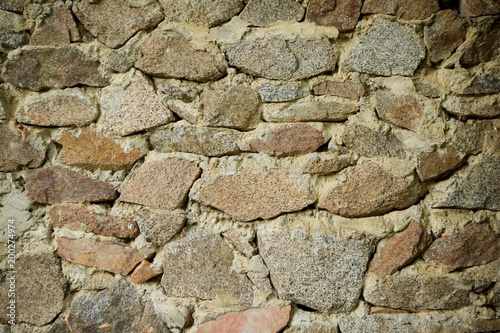 Ancient stone masonry - 200274974
