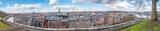 Vue générale de la ville de Namur en Belgique - 200280308