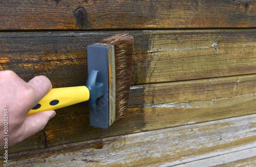 Maluj drewno