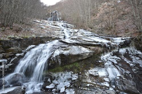 natura escursioni paesaggi tramonti neve  - 200298971