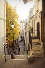 Gasse in Paris