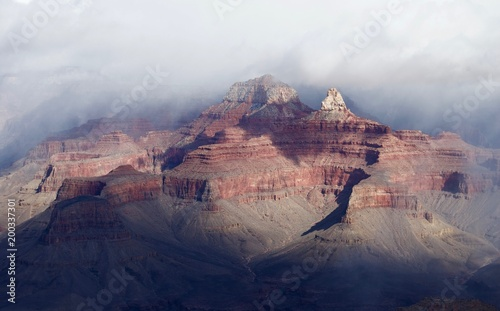 Aluminium Wit Grand Canyon, Arizona - USA