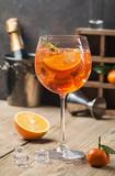Aperol spritz cocktail - 200344716