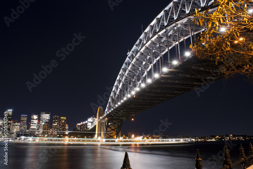 Under Sydney Harbour Bridge - 200370763