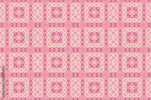 Colorful seamless pattern for textile, ceramic tiles, wallpapers and design - 200376925