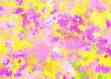 Artistic abstract  watercolor splash background.