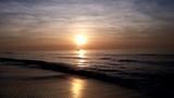 Noordwijk: Sonnenuntergang am Meer - 200396161