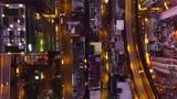 ville vue par drone et building - 200404388
