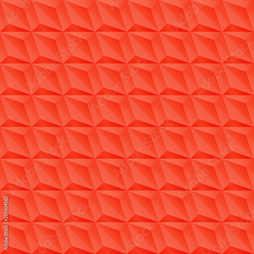 Seamless abstract texture. Vector background 3d paper art style can be used in cover design, book design, poster, cd cover, flyer, website backgrounds or advertising