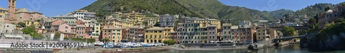 In de dag Liguria Porto di Nervi