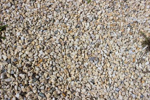 Aluminium Stenen Color stones background