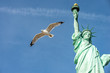 Wings of Freedom, Statue of Liberty, NYC