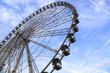 The Big Wheel in Paris, France