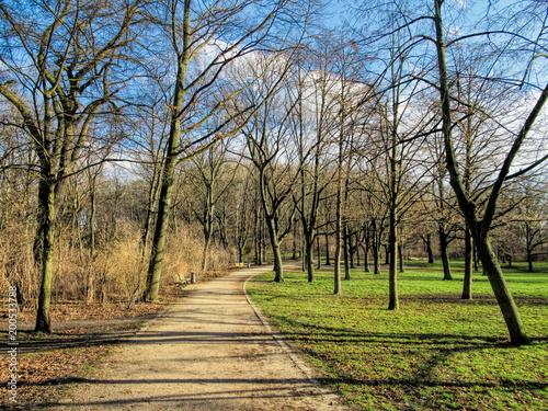 Foto Murales Berlin, Volkspark Friedrichshain