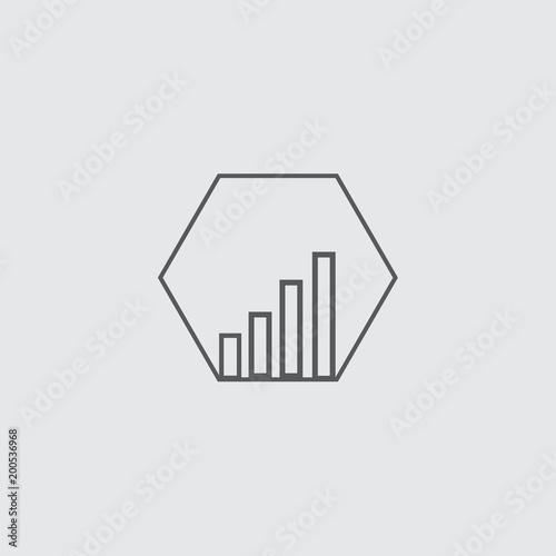 ikona diamentu na białym tle