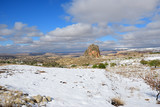 Cappadocia scenery, Turkey