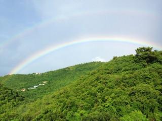 Rainbow, Terreville, Schoelcher, Martinique