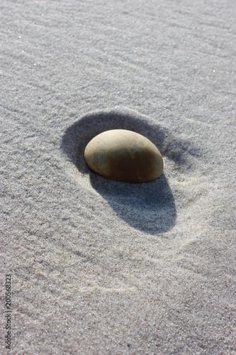 Aluminium Zen Stenen lonely stone