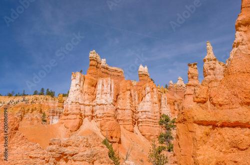 Foto op Plexiglas Oranje eclat Bryce Canyon National Park