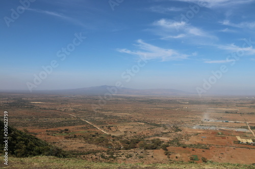 Afryka Kenii