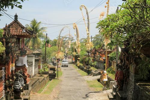 Keuken foto achterwand Bali Bali 908