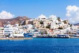 Naxos island aerial view - 200641736