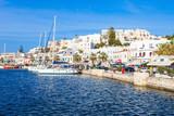 Port in Naxos, Greece - 200641962