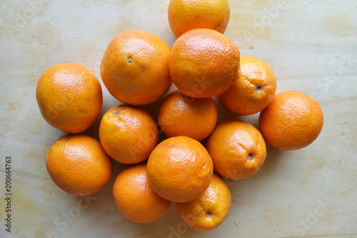 Fresh BIO Oranges