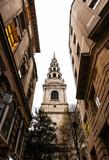 St Bride's Church in London