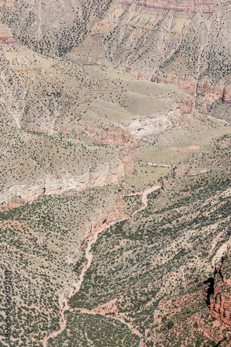 Plexiglas Donkergrijs arizona grand canyon nature