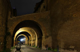 arches at night in Rome - 200727579