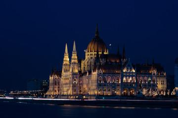Hungarian parliament building #1