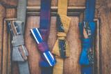 Noeuds papillon colorés - 200769930