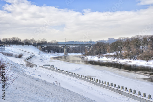 Smolensk. Don River
