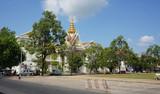 phnom penh landmark - 200791391