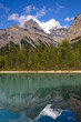 Mount Robson Relected