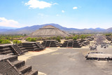 Pyramid of Sun, Teotihuacan, Mexico