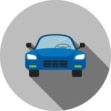 Luxurious car icon - 200859141
