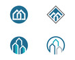 Property and Construction Logo design - 200859717