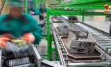 Recycling Factory Electronics - 200860139