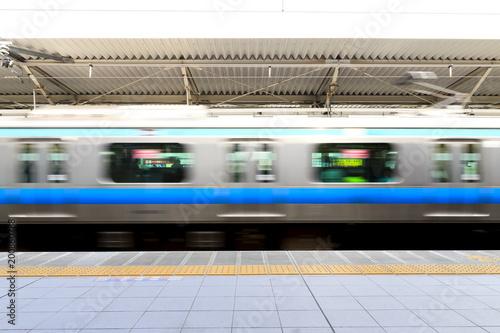 In de dag Spoorlijn 京浜東北線